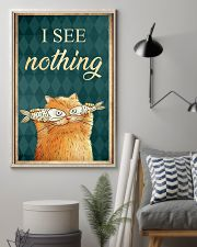 I see nothing  11x17 Poster lifestyle-poster-1