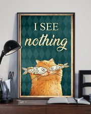 I see nothing  11x17 Poster lifestyle-poster-2