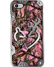 Love Metal Pattern Print Phone Case i-phone-8-case