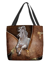 White Horse All-over Tote front