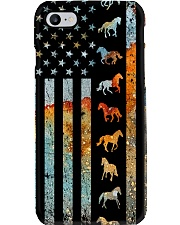 Just love horses Phone Case i-phone-8-case