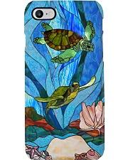 Turtles Printed phone case Phone Case i-phone-8-case