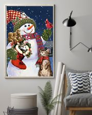 Christmas Is Coming 11x17 Poster lifestyle-poster-1