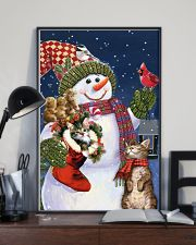 Christmas Is Coming 11x17 Poster lifestyle-poster-2