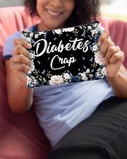 Diabetes crap Accessory Pouch - Standard aos-accessory-pouch-8-5x6-lifestyle-front-06