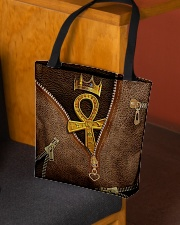 Golden Ankh All-over Tote aos-all-over-tote-lifestyle-front-02