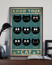 Cat Expression 11x17 Poster lifestyle-poster-2