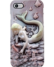 Mermaid Phone Case i-phone-8-case