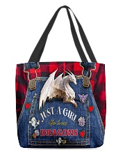 Love dragons All-over Tote front