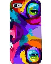Close up eyes Phone Case i-phone-8-case