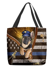 Supporting the paw All-over Tote back