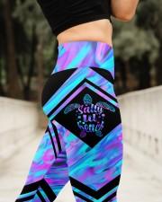 Salty Lil' Beach High Waist Leggings aos-high-waist-leggings-lifestyle-11