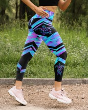 Salty Lil' Beach High Waist Leggings aos-high-waist-leggings-lifestyle-15