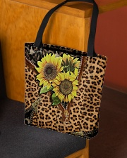 Sunflowers  All-over Tote aos-all-over-tote-lifestyle-front-02