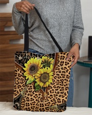 Sunflowers  All-over Tote aos-all-over-tote-lifestyle-front-10