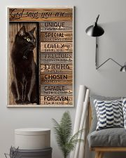 God says you are 11x17 Poster lifestyle-poster-1