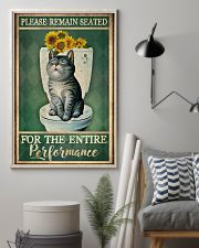 Please remain seated 11x17 Poster lifestyle-poster-1