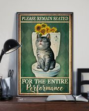 Please remain seated 11x17 Poster lifestyle-poster-2
