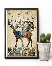 Into The Forest I Go  11x17 Poster lifestyle-poster-8