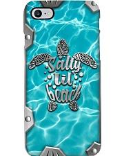 Salty Lil'beach Metal Printed Phone Case i-phone-8-case