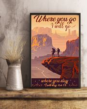 Where you go I will go 11x17 Poster lifestyle-poster-3