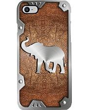 Elephant pattern print Phone Case i-phone-8-case