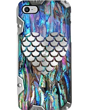 Mermaid addiction - Printed phone case Phone Case i-phone-8-case