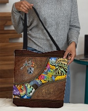 Colorful Butterfly All-over Tote aos-all-over-tote-lifestyle-front-10