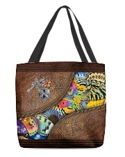 Colorful Butterfly All-over Tote back