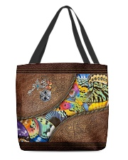 Colorful Butterfly All-over Tote front