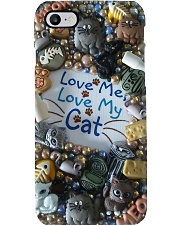 Love My Love My Cat  Phone Case i-phone-8-case