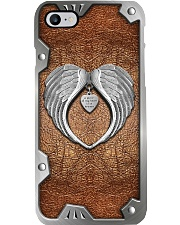 A piece of my heart metal pattern print  Phone Case i-phone-8-case