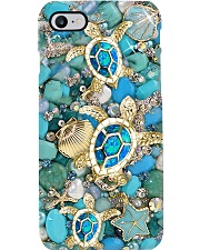 Turtles - Printed phone case Phone Case i-phone-8-case