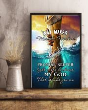 Way maker 11x17 Poster lifestyle-poster-3
