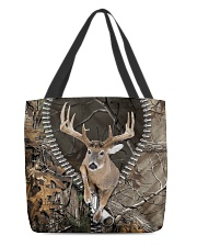 Hunting All-over Tote back