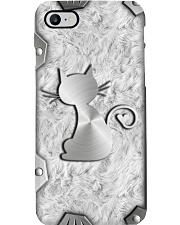 Cat lovers - Printed phone case Phone Case i-phone-8-case