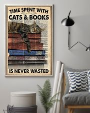 Time spent with cats 11x17 Poster lifestyle-poster-1