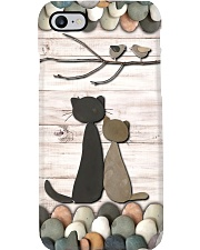 Lovely cats Phone Case i-phone-8-case