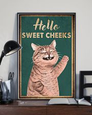 Hello sweet cheeks 11x17 Poster lifestyle-poster-2