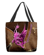 Warrior All-over Tote back