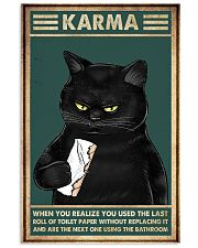 Karma 11x17 Poster front