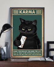 Karma 11x17 Poster lifestyle-poster-2