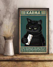 Karma 11x17 Poster lifestyle-poster-3