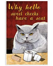 Why hello sweet cheek 11x17 Poster front