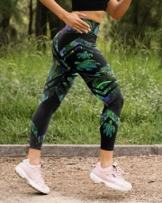 Turtle  High Waist Leggings aos-high-waist-leggings-lifestyle-15