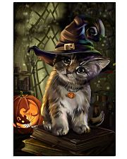 Cat Halloween 11x17 Poster front