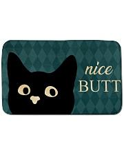 Nice butt  Bath Mat tile