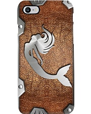 Mermaid - Printed phone case Phone Case i-phone-8-case