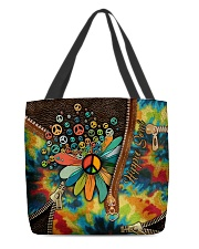 Hippie Soul All-over Tote front