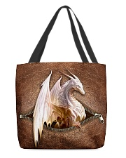 Dragon All-over Tote back